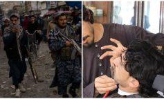 """""""ASKUSH MOS ANKOHET""""/ Talebanët vendosin ligjin e ri: Ndalohet rruajtja dhe prerja e mjekrës"""