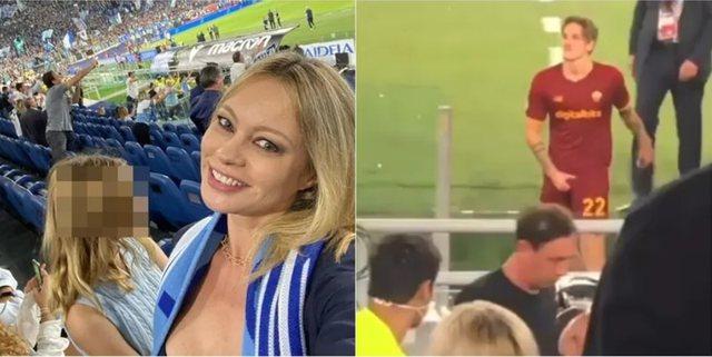 SKANDALI/ Prezantuesja e njohur nxjerr pamjet e turpshme të talentit të Romës (VIDEO)