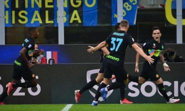 """""""TËRMET 6 BALLË"""" NË SERIE A/ Inter mposht me GOLEADË Bolognan, Dzeko """"HERO"""" me dopietë"""