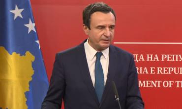 """""""OPEN BALKAN""""/ Kurti: E ardhmja e Kosovës është BE-ja, dallimet nuk ndikojnë në marrëveshjet e nënshkruara me..."""