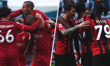 """LIVE/ Champions League: Mbyllet ndeshja Liverpool-Milan në """"Anfield"""". Rezultati 3-2"""