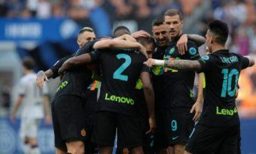 """INTER-BOLOGNA/ Ndeshje e """"çmendur"""" në San Siro, """"Zikaltërit"""" realizojnë 2 gola në 4 minuta (VIDEO)"""