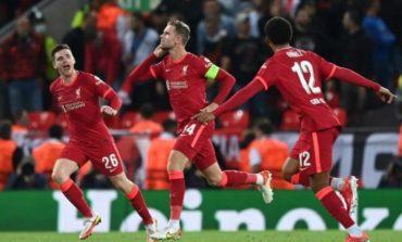 """CHAMPIONS LEAGUE/ Ndeshje spektakolare, Liverpool mposht me përmbysje Milan në """"Anfield"""""""