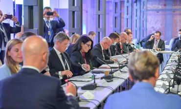Balluku merr pjesë në Ministerialin e P-TECC të organizuar nga Departamenti Amerikan i Energjisë në Poloni