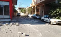 TËRMETI NË GREQI/ Shënohet viktima e parë, 2 të tjerë ende të bllokuar nën rrënoja. Shumë shtëpi të shkatërruara