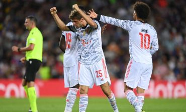 """STATISTIKAT/ Muller dhe """"vesi"""" kundër Barcelona-s, askush si ylli gjerman"""