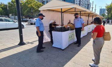 E MOSHUARA E VIDEOS VIRALE/ Sot i shet produktet në Tregun e Lëvizshëm të Tiranës (FOTOT)