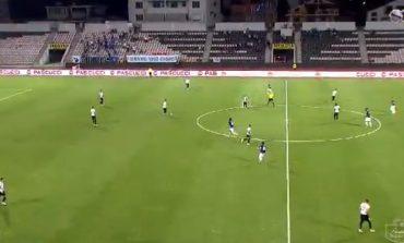 LIVE/ Superiore: Mbyllet ndeshja Dinamo-Laçi. Rezultati 1-1