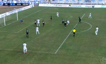 """LIVE/ Superiore: Mbyllet ndeshja Tirana-Egnatia në """"Selman Stërmasi"""". Rezultati 1-1"""