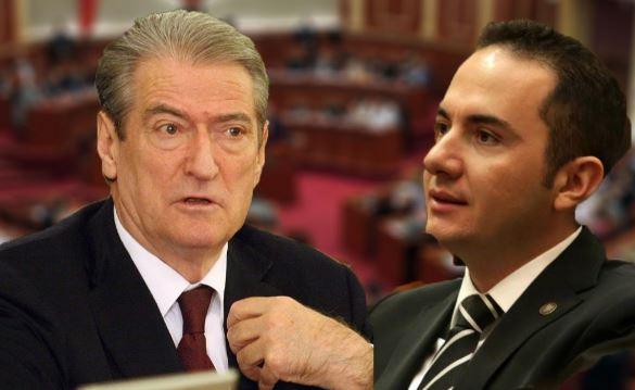 """NË PD NIS """"LUFTA"""" PËR BAZËN/ Berisha lajmëroi takime me anëtarësinë. Salianji i paraprin, ja lëvizja e fundit"""