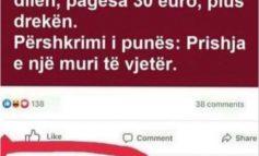Realiteti shqiptar në një foto...