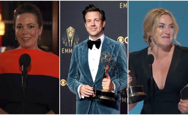 """""""EMMY 2021""""/ Lista e plotë e fituesve të çmimeve. Nga """"The Crown"""" tek..."""