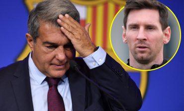 E PABESUESHME/ Një largim do të kishte lejuar Barcelonën të mbante Messin, por Laporta...