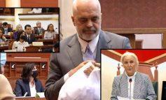 ÇFARË NUK U DËGJUA NË TV/ Basha përplaset me Luljeta Bozon: Pusho ti… Deputetja: Mos më thuaj mua pusho