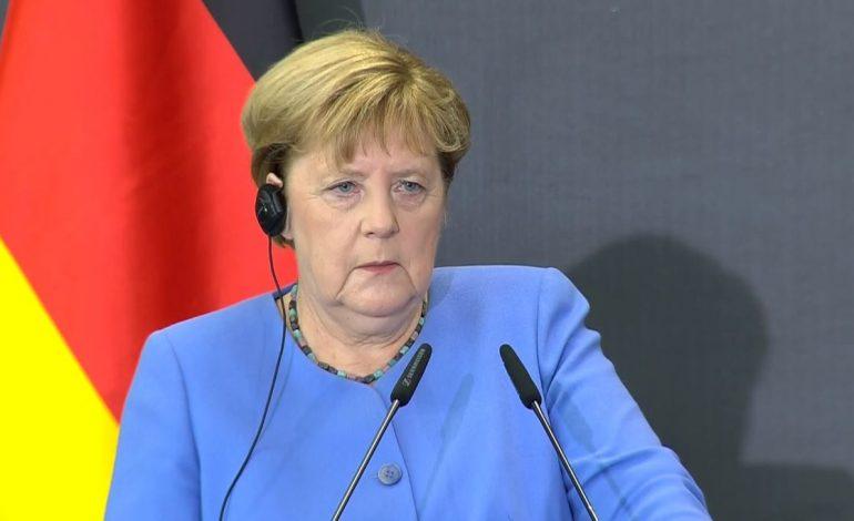 KONFERENCA ME RAMËN NË TIRANË/ Merkel: Zemra ime rreh për ju! I keni përmbushur kushtet për negociatat