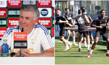 PUBLIKOHET LISTA/ Ancelotti me gjashtë mungesa për sfidën ndaj Valencias, ja emrat...