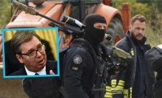TENSIONET NË VERI TË KOSOVËS/ Vuçiç kërcënon: Prekët një serb, do ndërhyjmë
