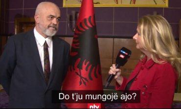INTERVISTA/ Rama për median gjermane: Duhet të krijojmë një Shqipëri me vlera e standarde. Pse 12 ministre në qeveri