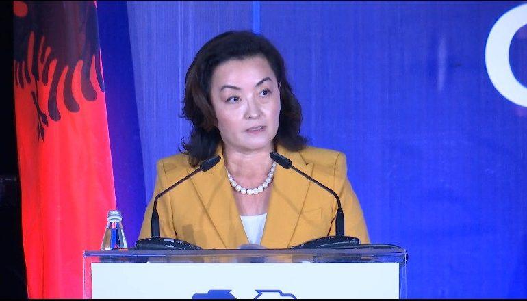 ASAMBLEJA E DHOMËS AMERIKANE/ Yuri Kim: SHBA në Shqipëri ka 3 prioritete, demokracinë, mbrojtjen dhe biznesin