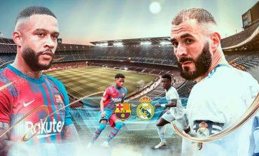 """LIVE/ """"El Clasico"""": Mbyllet super ndeshja Barcelona-Real Madrid. Rezultati 1-2"""