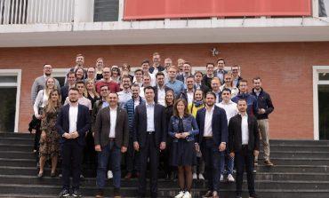 """""""PRIORITET INTEGRIMI NË BE""""/ Basha pret të rinjtë e Partisë Popullore Austriake"""