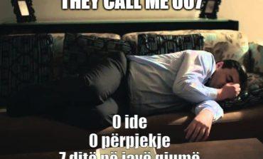 Lulzim Basha si...007!