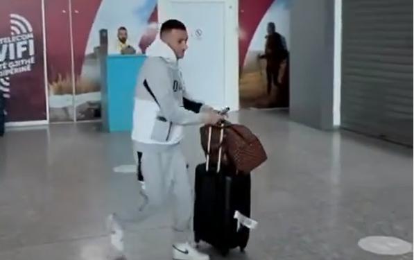 """""""MIRË SE JU GJETA""""/ Në arrati prej 7 muajsh, Stresi kthehet në Shqipëri"""