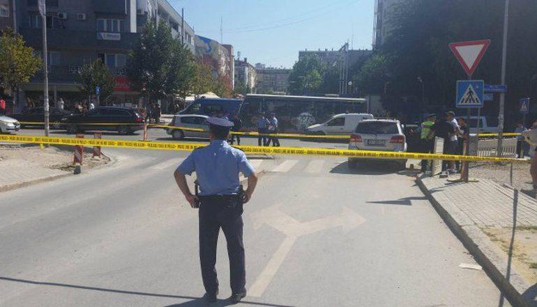 TË SHTËNA NË TIRANË! Plagosen DY persona tek ish Parku i autobuzave (DETAJET E FUNDIT)