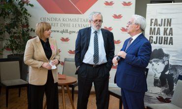 Gjuha bashkon dy akademitë e shkencave të Shqipërisë dhe Kosovës në QKLL