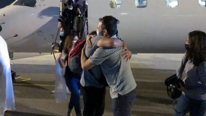 OPERACIONE SEKRETE NGA IZRAELI/ Ja si u evakuuan 167 shtetas afganë, 125 prej tyre u morën nga Shqipëria