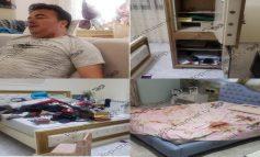 DALIN PAMJET/ Brenda shtëpisë së grabitur të biznesmenit në Nikël: Krevati i gjakosur, kasaforta e hapur...